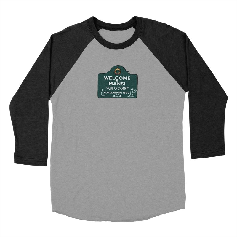 Welcome To Mansi Men's Longsleeve T-Shirt by Official Creepshow Store