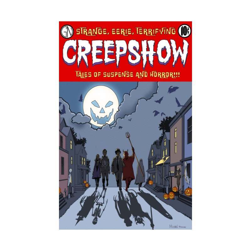 AllHallowsEve Accessories Face Mask by Official Creepshow Store