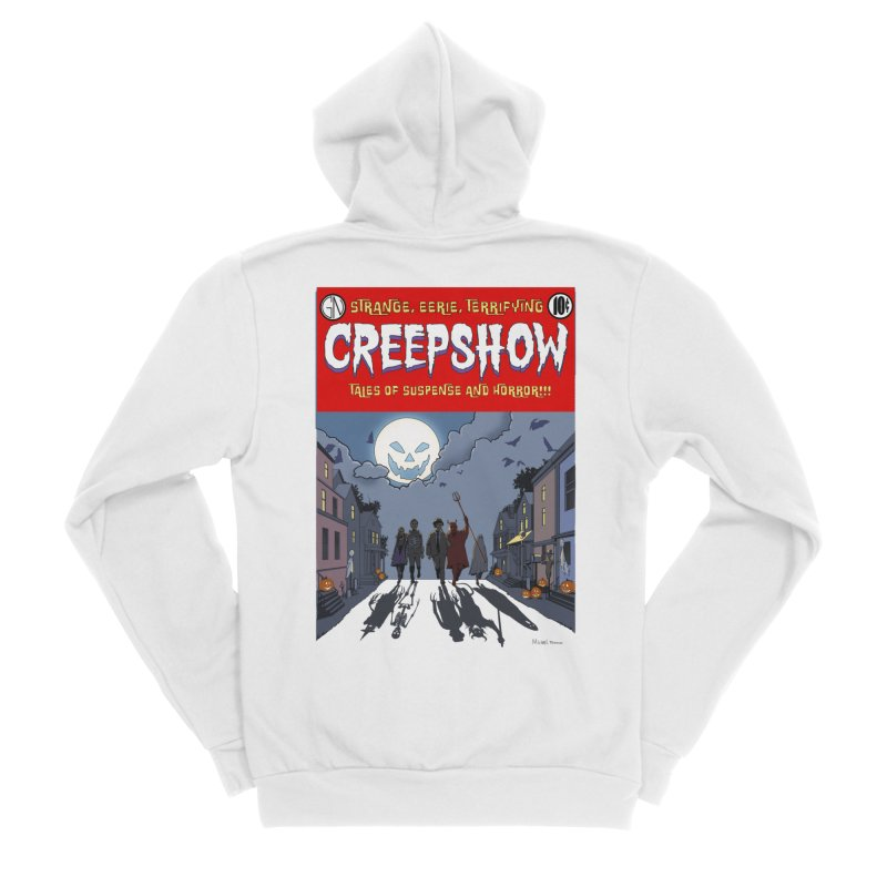 AllHallowsEve Women's Zip-Up Hoody by Official Creepshow Store