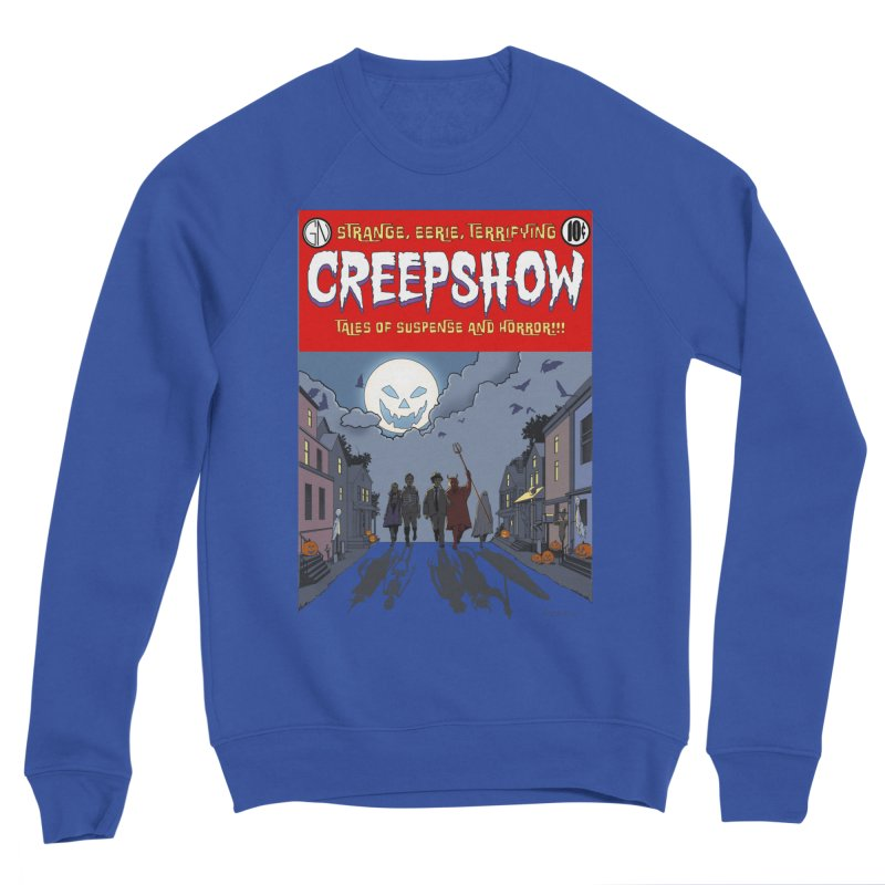 AllHallowsEve Men's Sweatshirt by Official Creepshow Store
