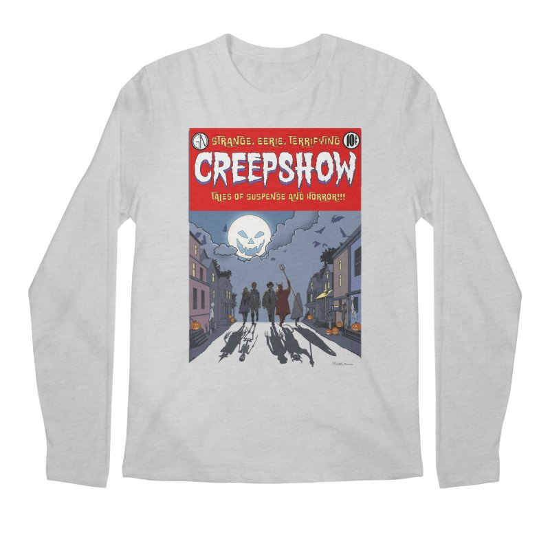 AllHallowsEve Men's Longsleeve T-Shirt by Official Creepshow Store