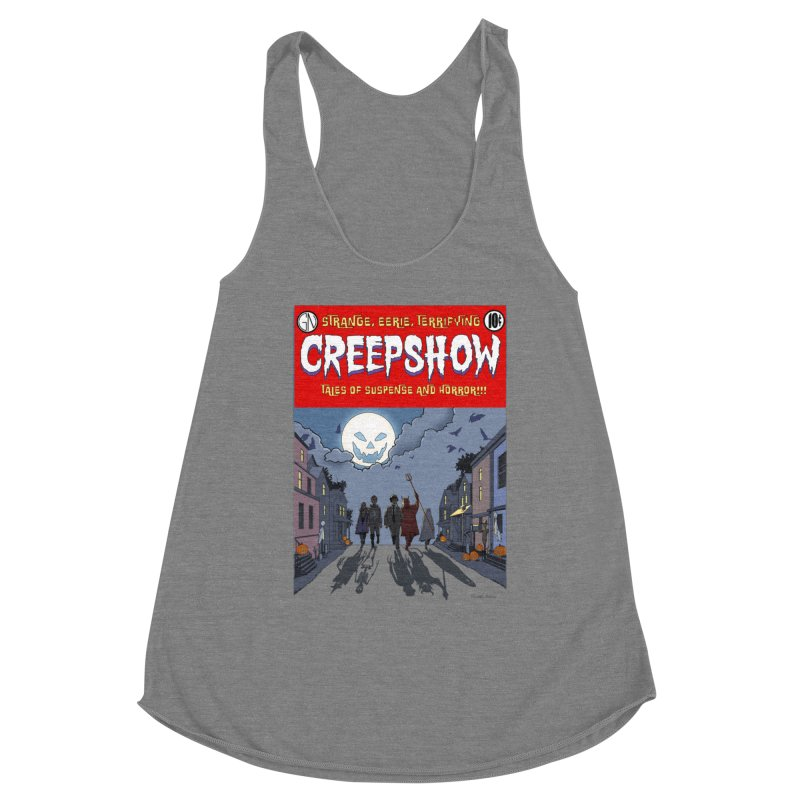 AllHallowsEve Women's Tank by Official Creepshow Store