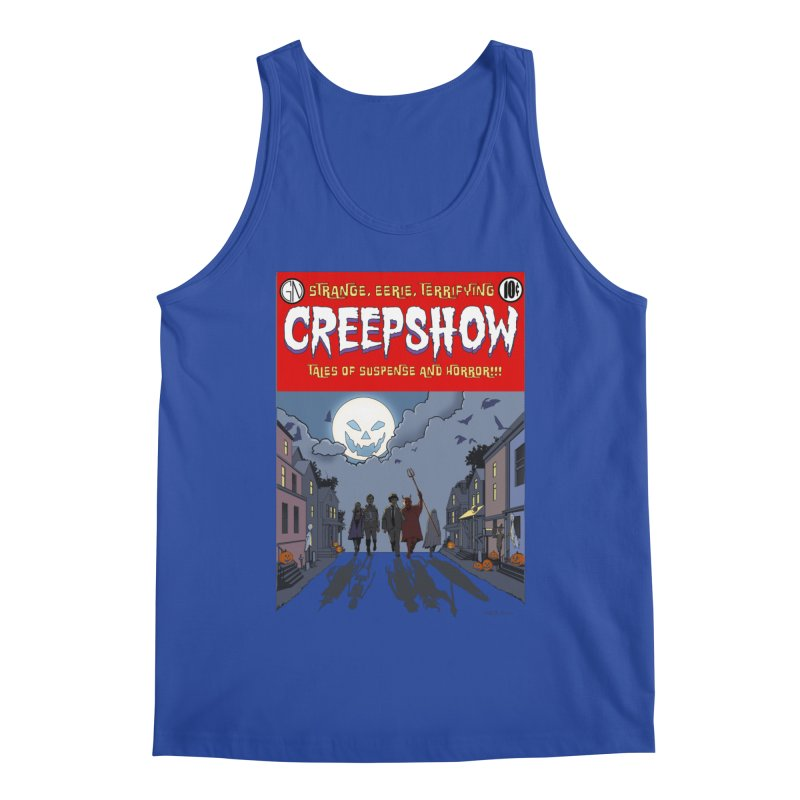 AllHallowsEve Men's Tank by Official Creepshow Store