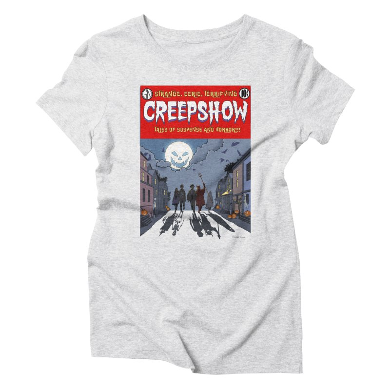 AllHallowsEve Women's T-Shirt by Official Creepshow Store