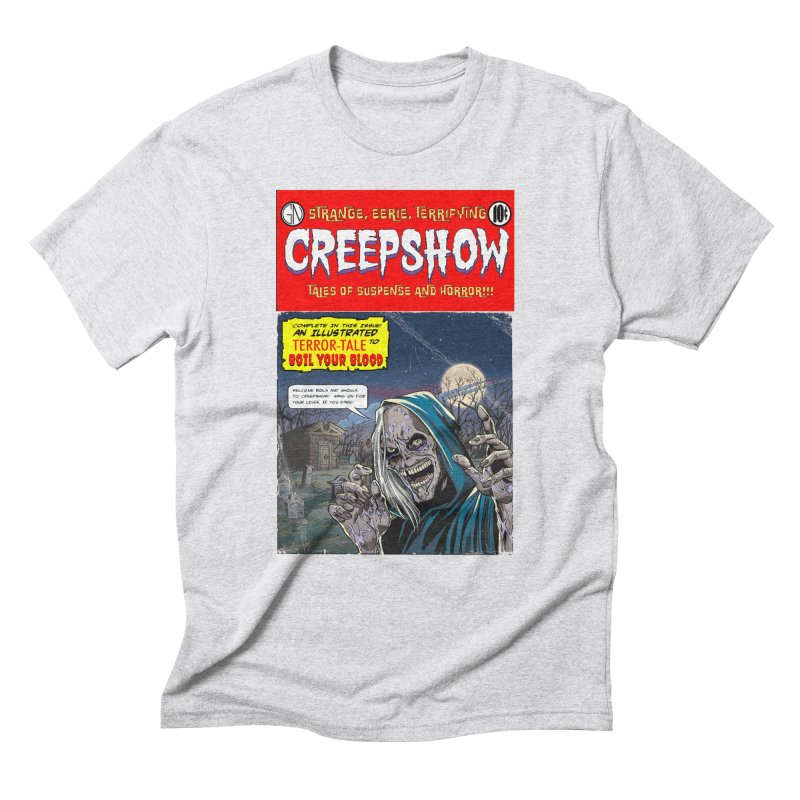 New Creep Men's T-Shirt by Official Creepshow Store