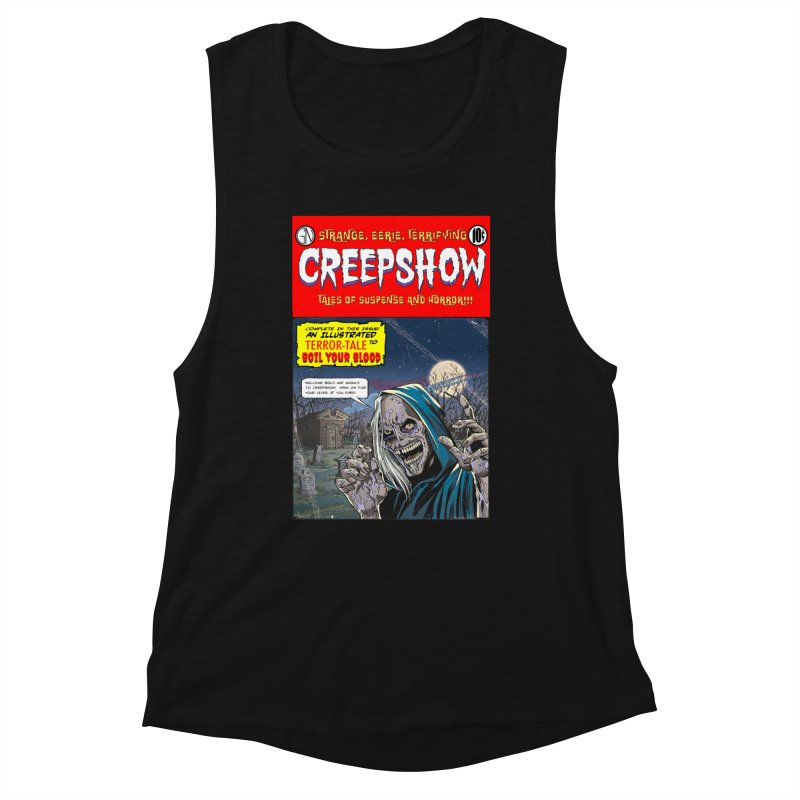 New Creep Women's Tank by Official Creepshow Store