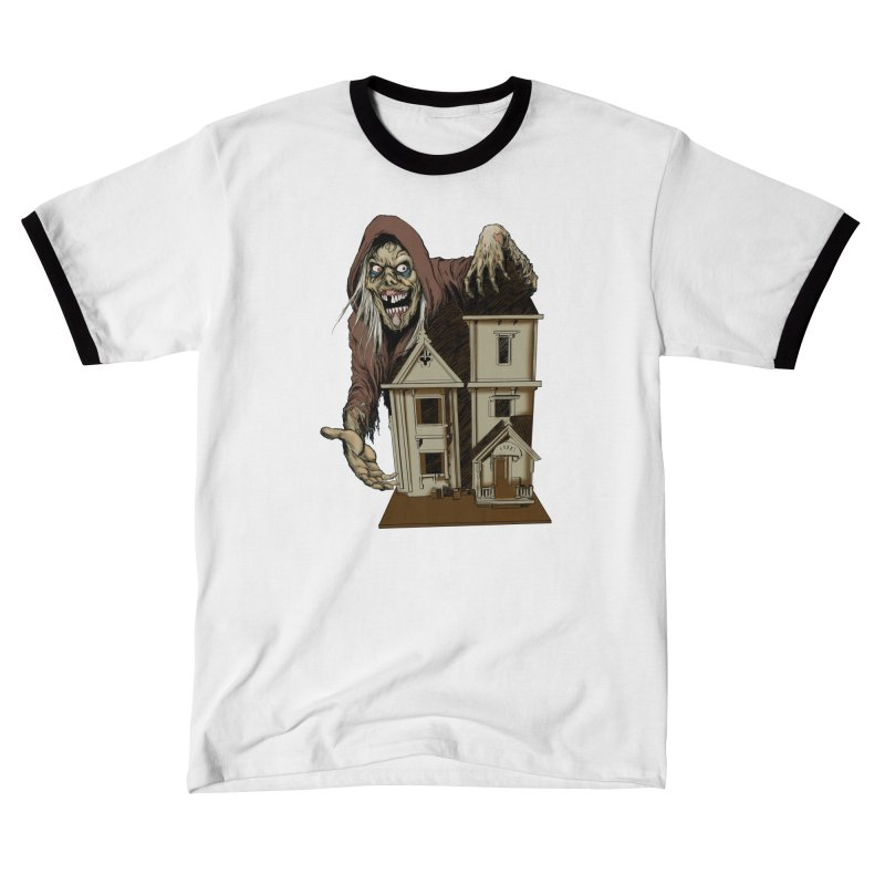 Creep Doll House Women's T-Shirt by Official Creepshow Store