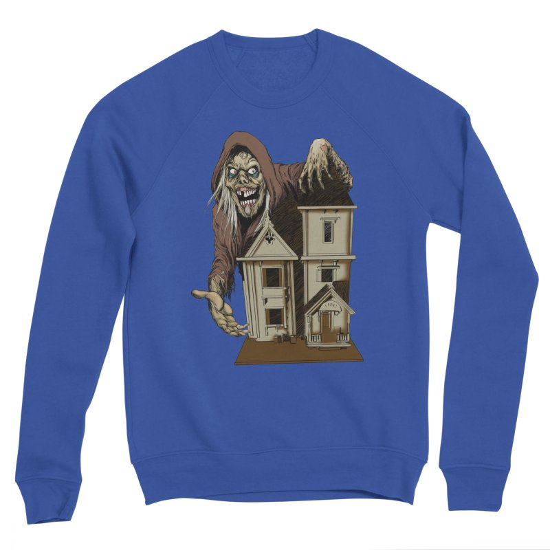 Creep Doll House Men's Sweatshirt by Official Creepshow Store