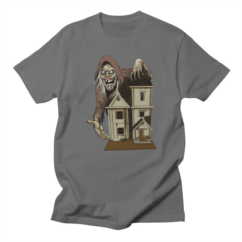 Creep Doll House Men's T-Shirt by Official Creepshow Store