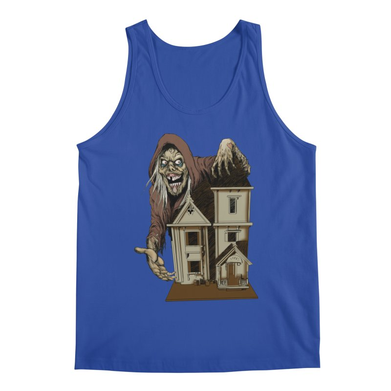 Creep Doll House Men's Tank by Official Creepshow Store