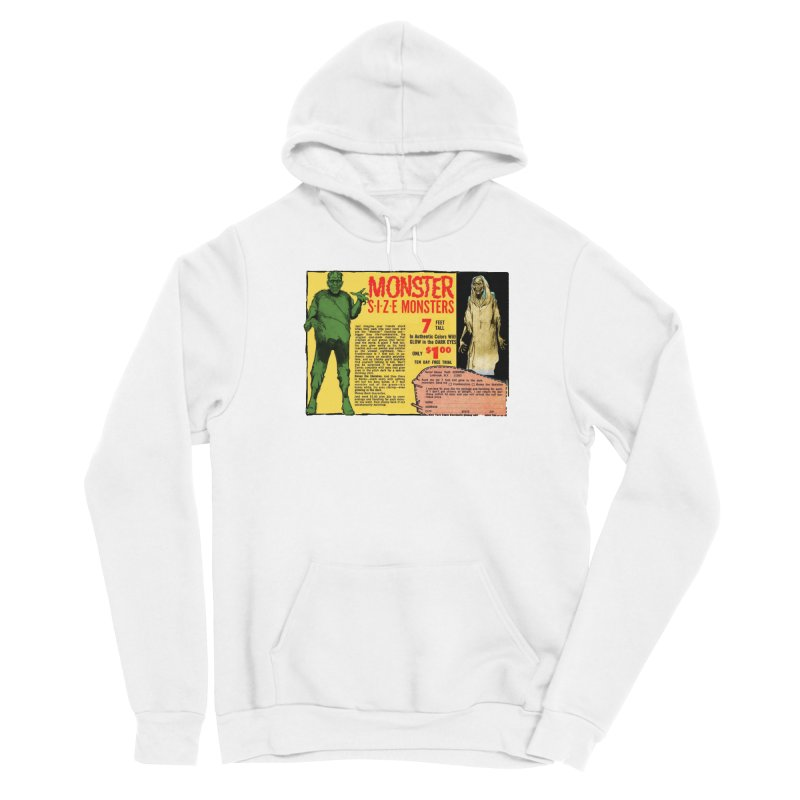 Monster ad Women's Pullover Hoody by Official Creepshow Store