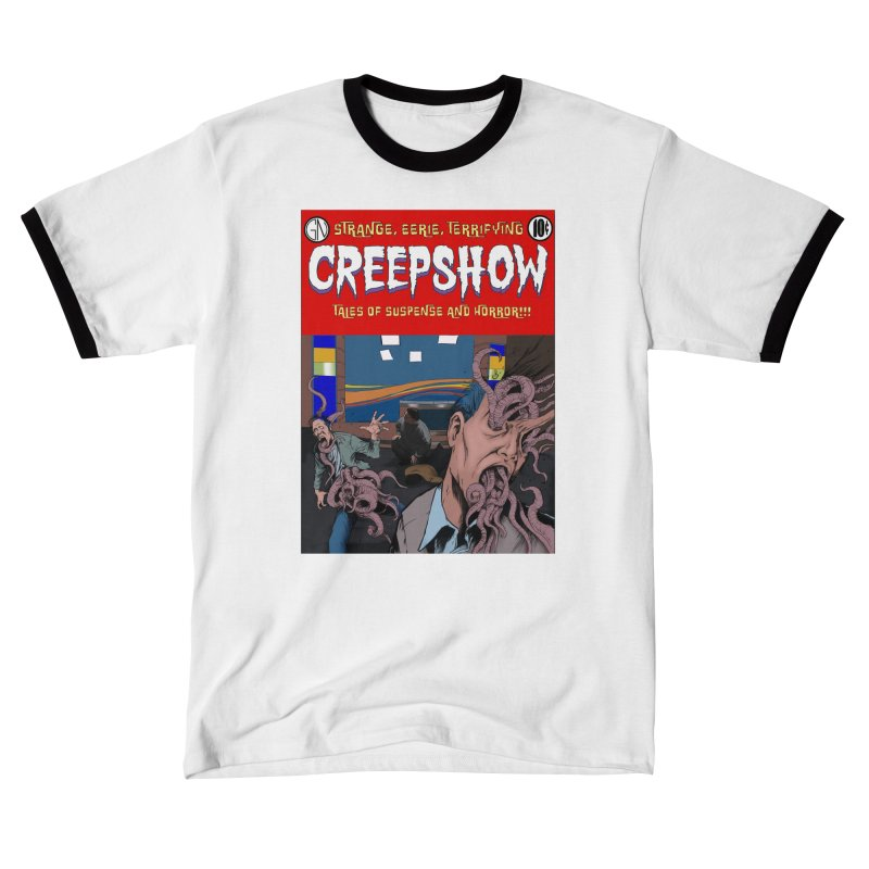 Skincrawlers Men's T-Shirt by Official Creepshow Store