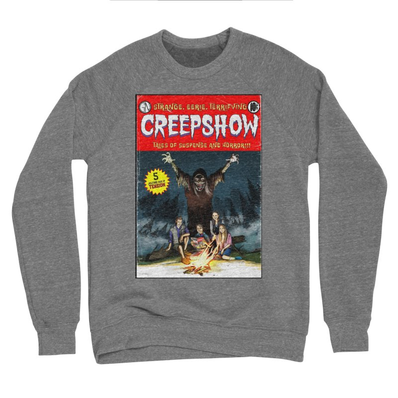 Grizzly Creepshow Men's Sweatshirt by Official Creepshow Store