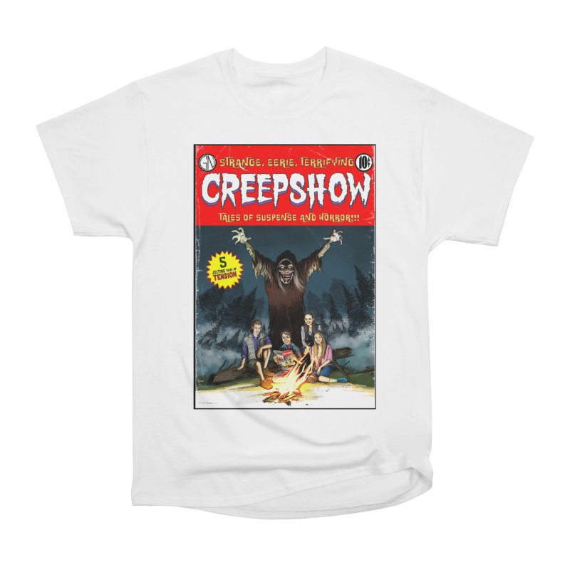 Grizzly Creepshow Men's T-Shirt by Official Creepshow Store