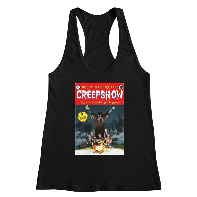 Grizzly Creepshow Women's Tank by Official Creepshow Store