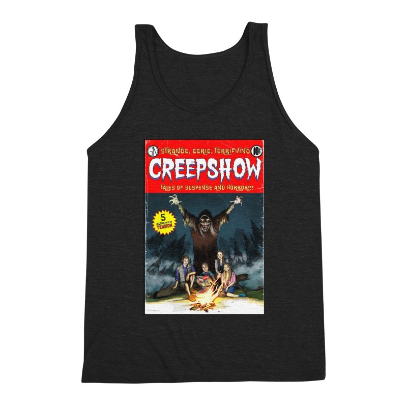 Grizzly Creepshow Men's Tank by Official Creepshow Store