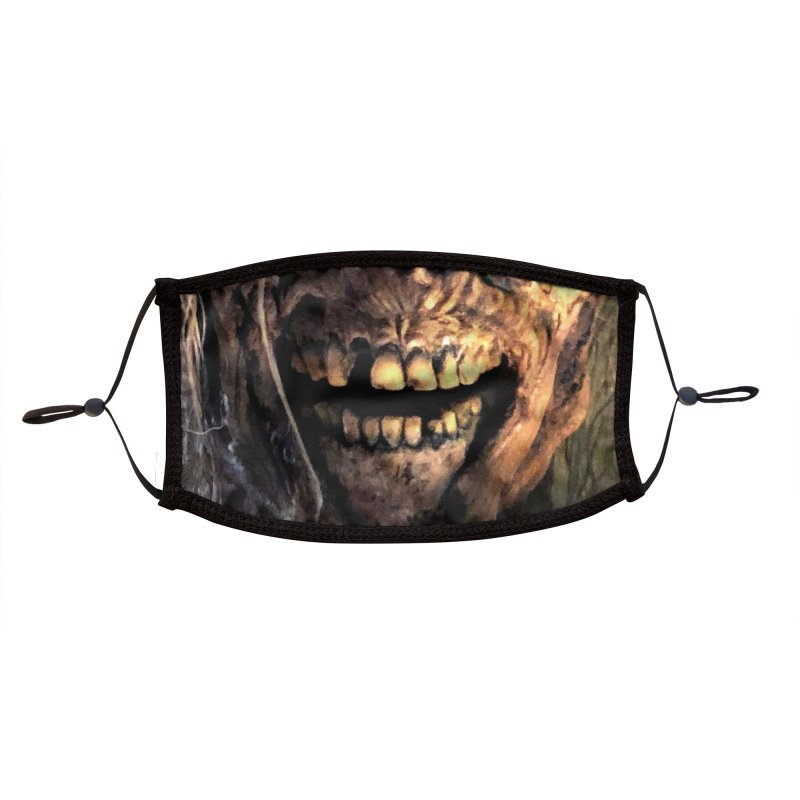 Creepshow Creep Accessories Face Mask by Official Creepshow Store