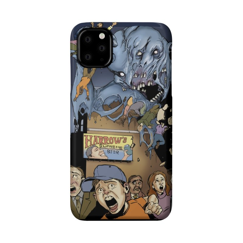Gray Matter Accessories Phone Case by Official Creepshow Store