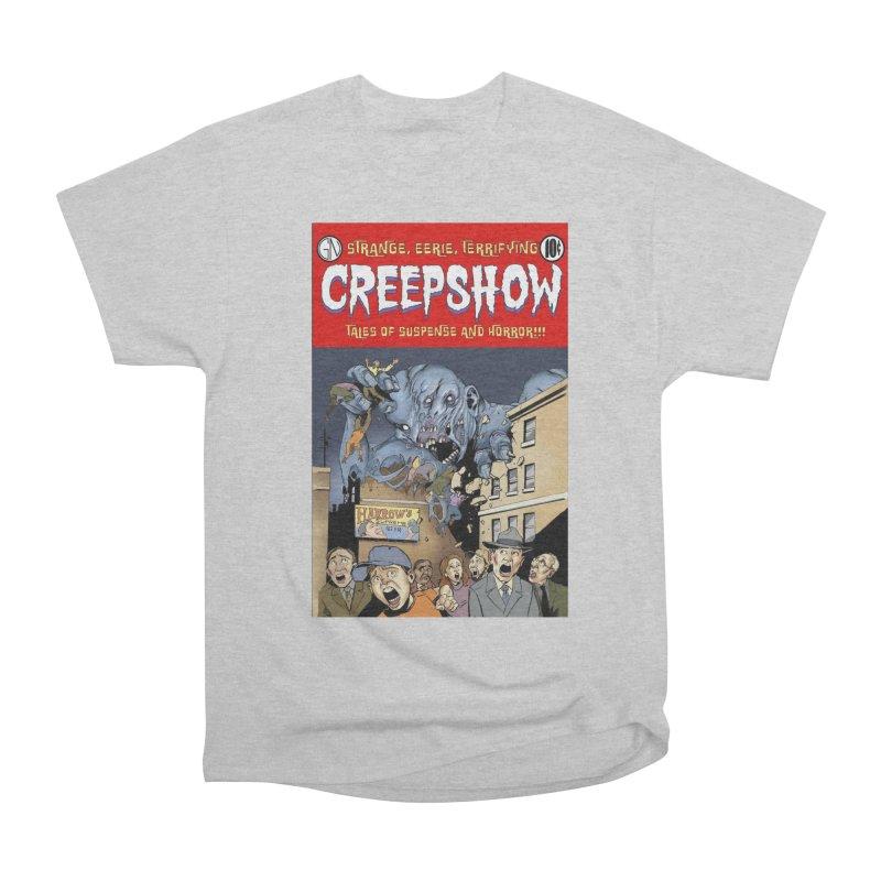 Gray Matter Men's T-Shirt by Official Creepshow Store