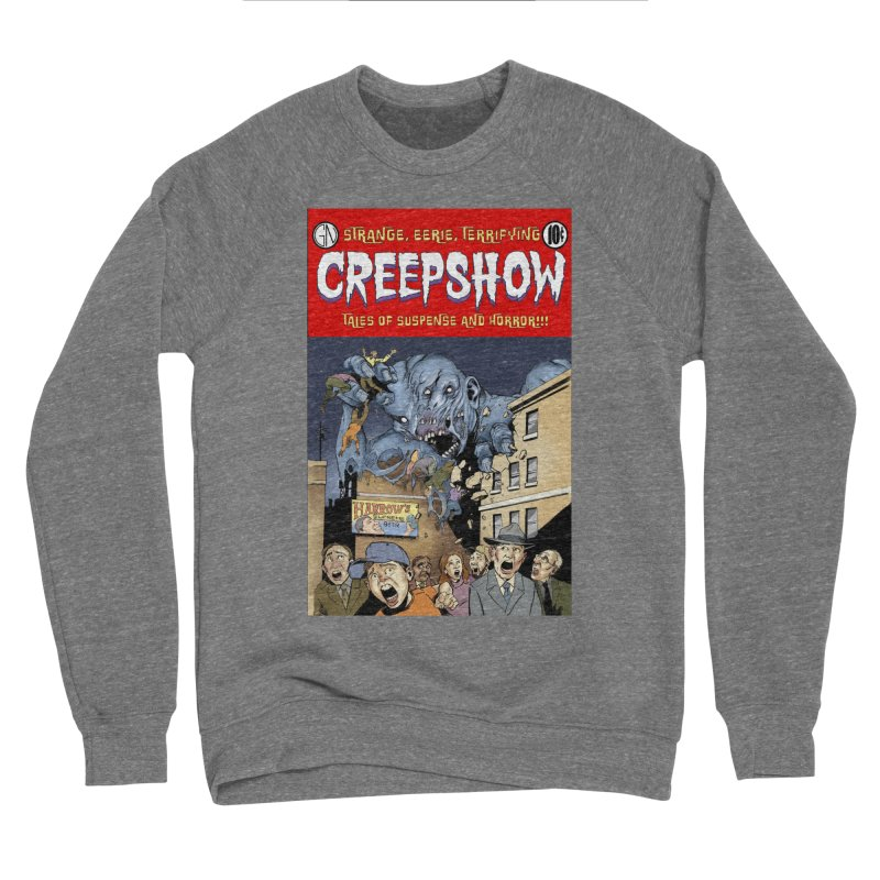 Gray Matter Men's Sweatshirt by Official Creepshow Store