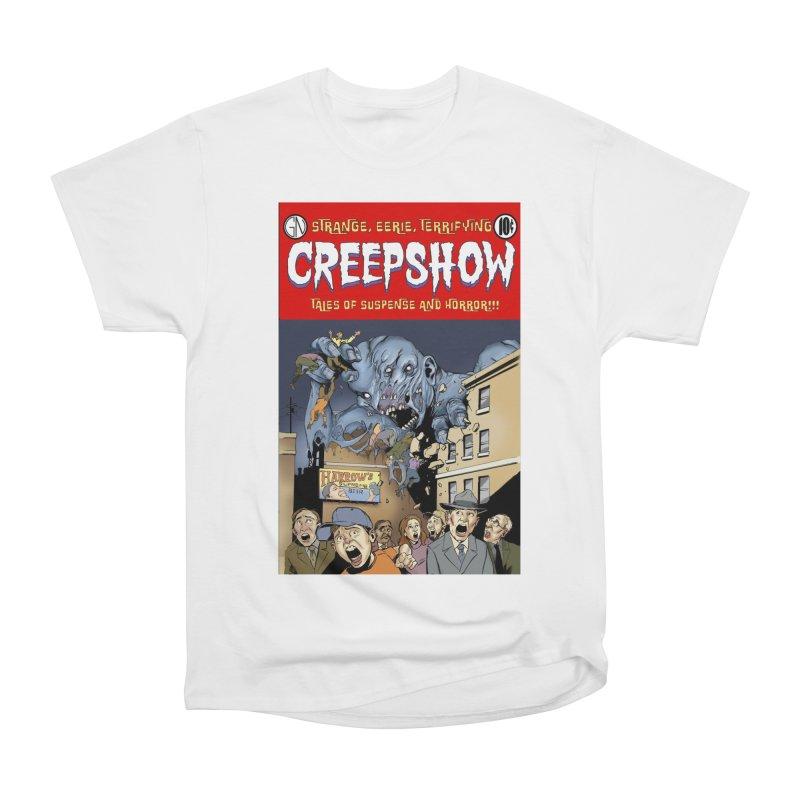 Gray Matter Women's T-Shirt by Official Creepshow Store