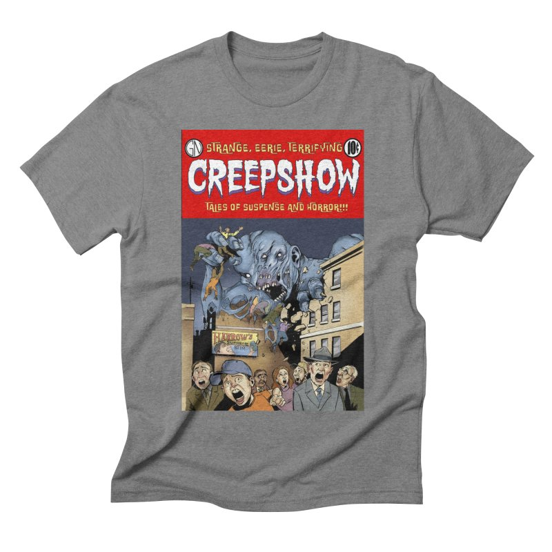 Gray Matter Men's T-Shirt by Official Creepshow Store