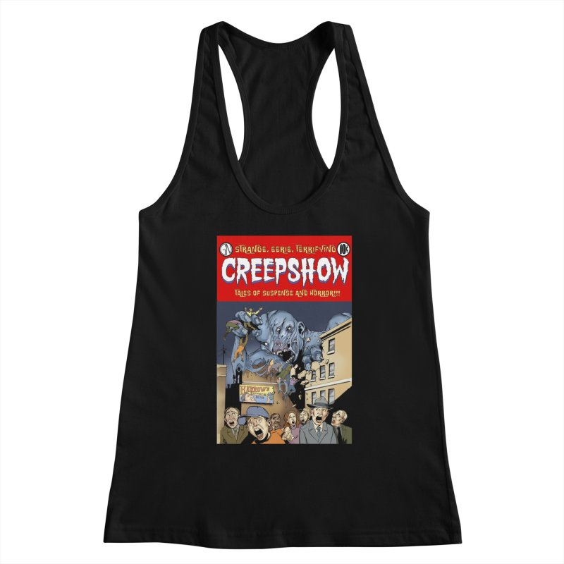 Gray Matter Women's Tank by Official Creepshow Store