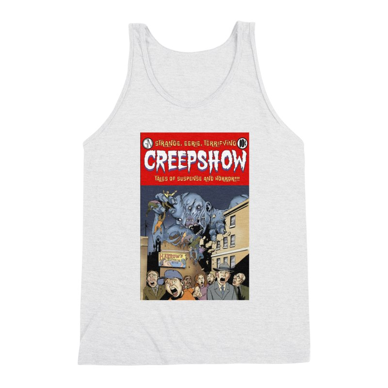 Gray Matter Men's Tank by Official Creepshow Store