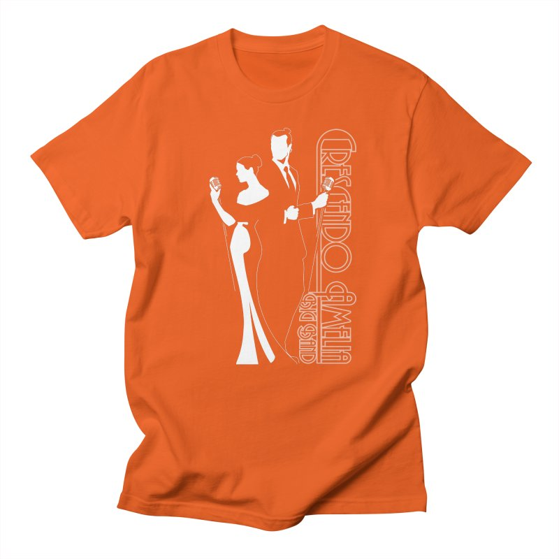 Crescendo Amelia Big Band - Silhouette Women's T-Shirt by Crescendo Amelia Merchandise