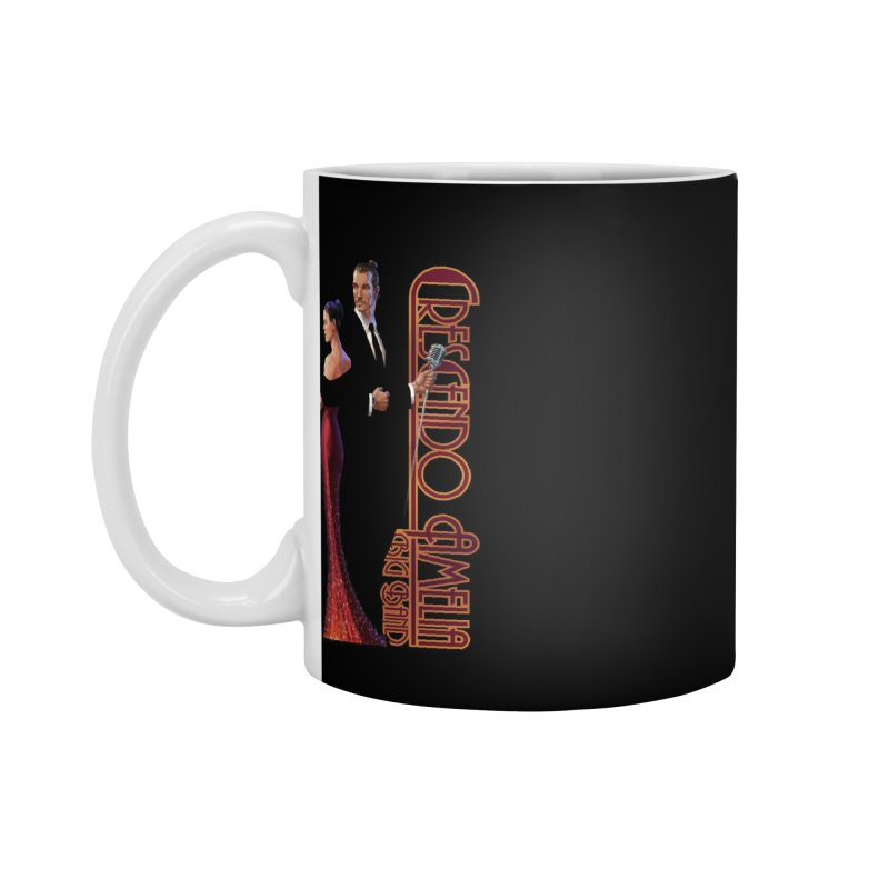 Crescendo Amelia Big Band - Reed & Marah Accessories Mug by Crescendo Amelia Merchandise