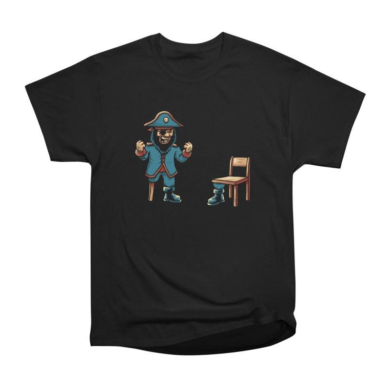 Incompetent Fools Women's Classic Unisex T-Shirt by CrescentDebris's Artist Shop
