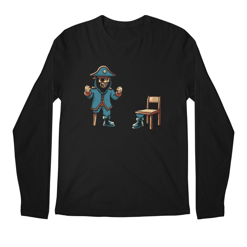 Incompetent Fools Men's Longsleeve T-Shirt by CrescentDebris's Artist Shop
