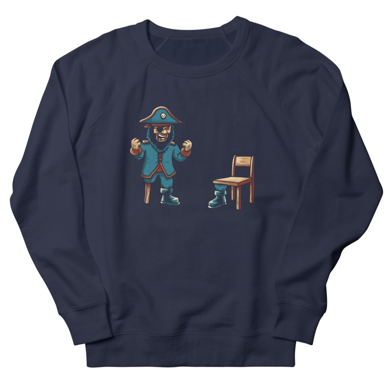 Incompetent Fools Men's French Terry Sweatshirt by CrescentDebris's Artist Shop