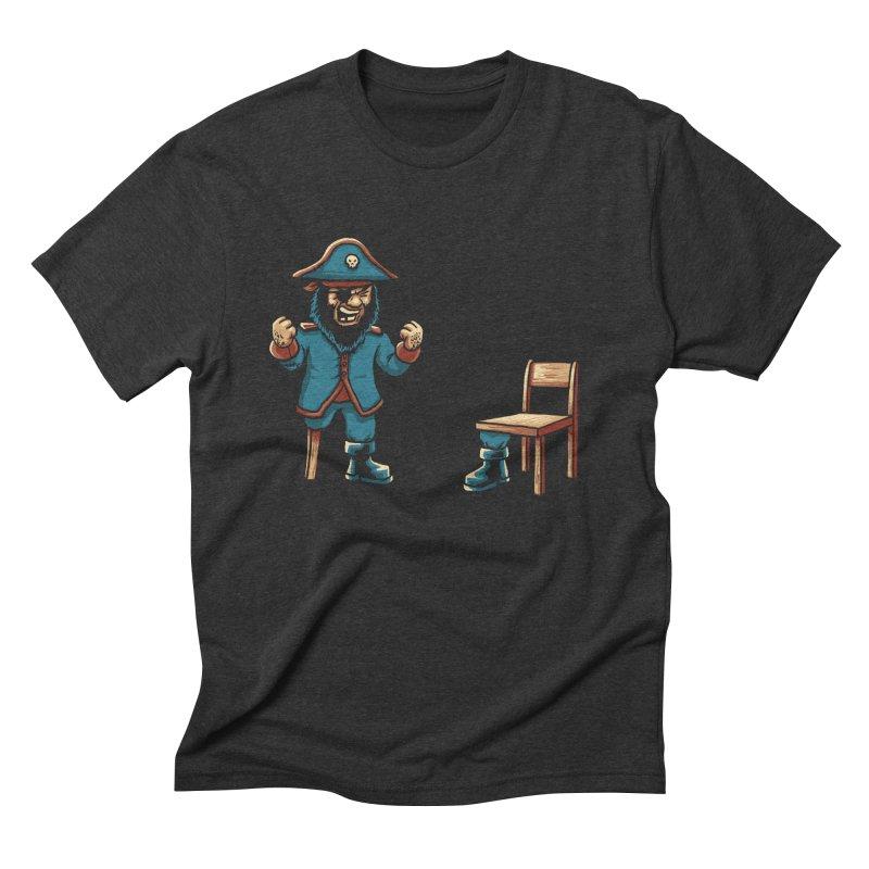 Incompetent Fools Men's Triblend T-shirt by CrescentDebris's Artist Shop