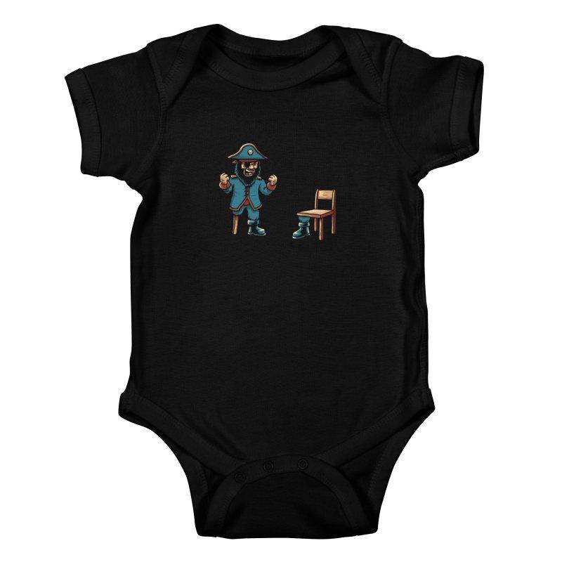 Incompetent Fools Kids Baby Bodysuit by CrescentDebris's Artist Shop