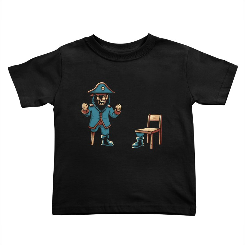 Incompetent Fools Kids Toddler T-Shirt by CrescentDebris's Artist Shop