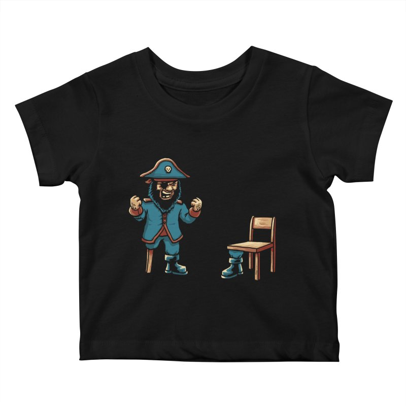 Incompetent Fools Kids Baby T-Shirt by CrescentDebris's Artist Shop