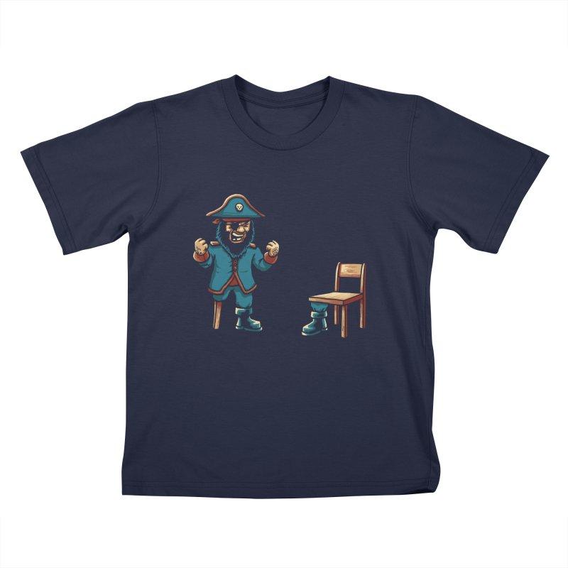 Incompetent Fools Kids T-Shirt by CrescentDebris's Artist Shop
