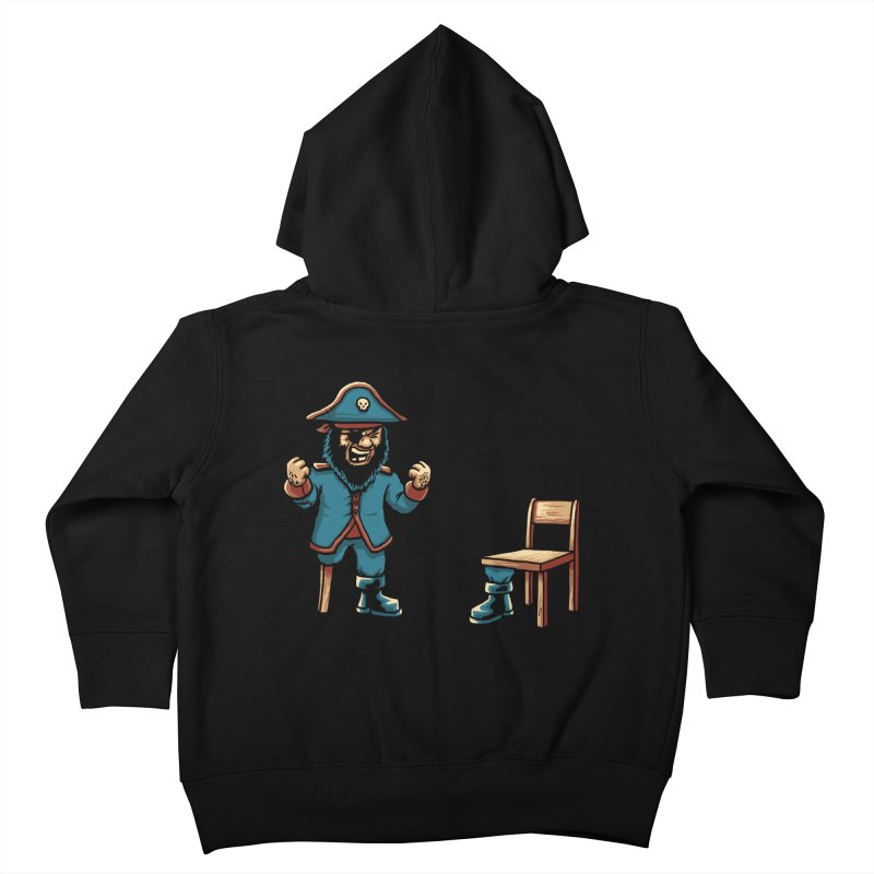 Incompetent Fools Kids Toddler Zip-Up Hoody by CrescentDebris's Artist Shop
