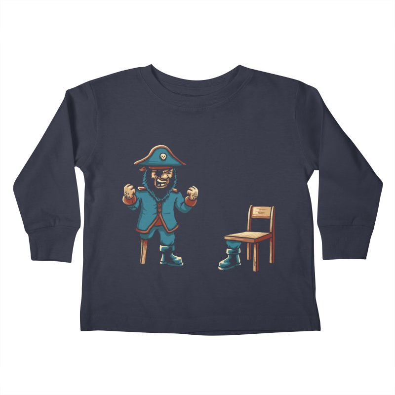 Incompetent Fools Kids Toddler Longsleeve T-Shirt by CrescentDebris's Artist Shop