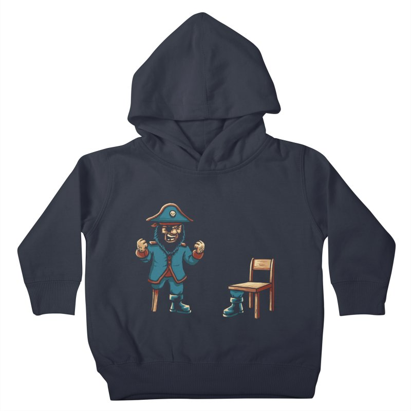 Incompetent Fools Kids Toddler Pullover Hoody by CrescentDebris's Artist Shop