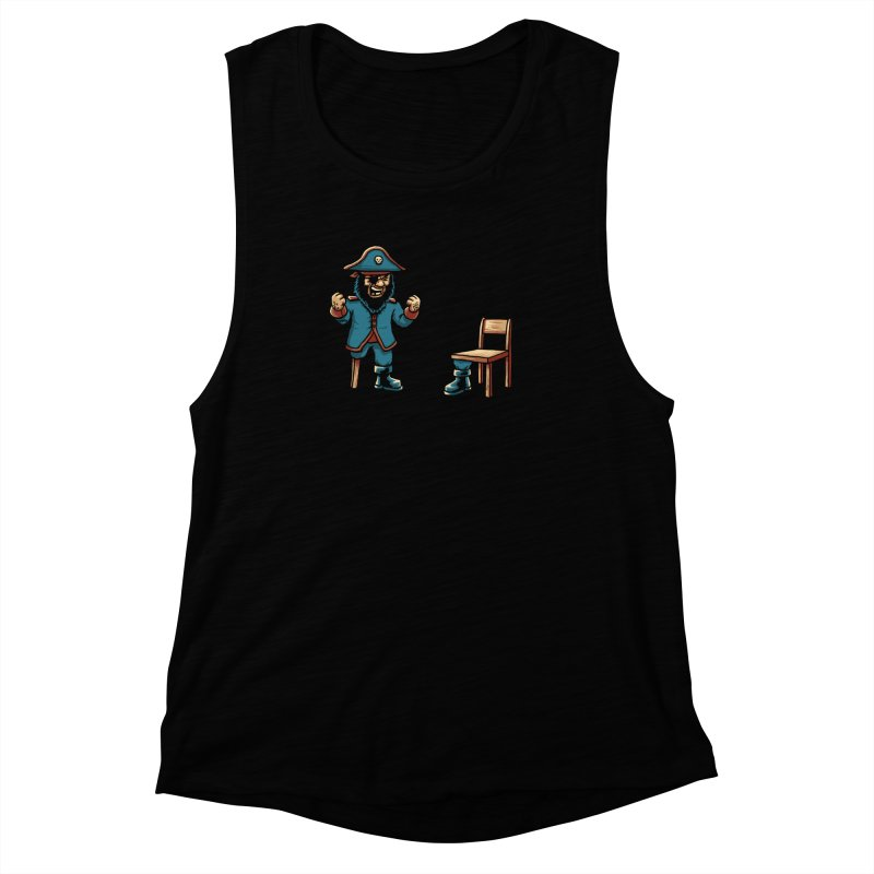 Incompetent Fools Women's Muscle Tank by CrescentDebris's Artist Shop