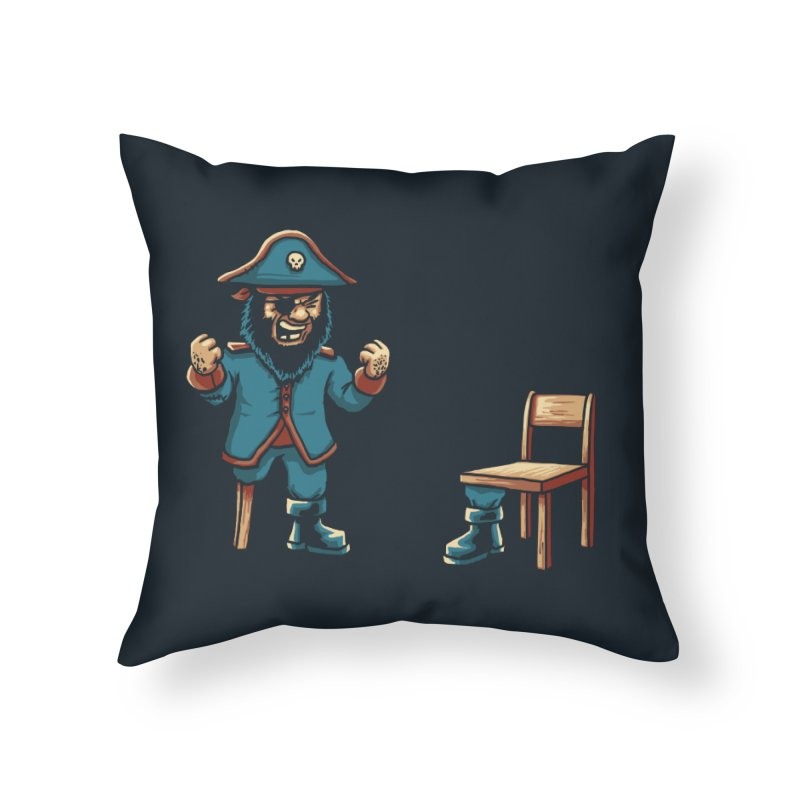 Incompetent Fools in Throw Pillow by CrescentDebris's Artist Shop