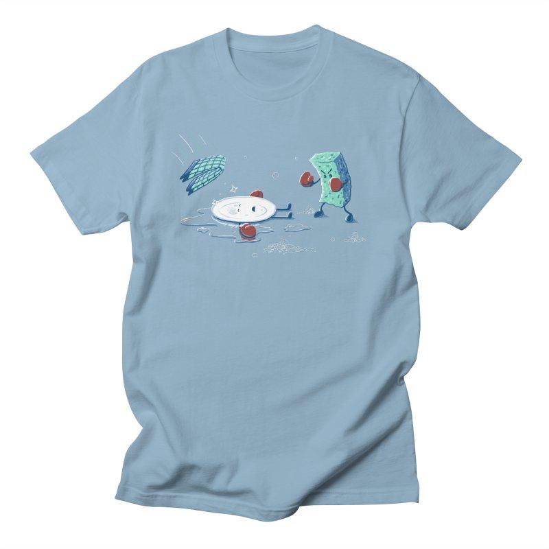 A Clean Fight Men's T-shirt by CrescentDebris's Artist Shop
