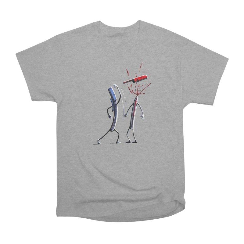 Martial Art Supplies: DeCAPitation Women's Classic Unisex T-Shirt by CrescentDebris's Artist Shop