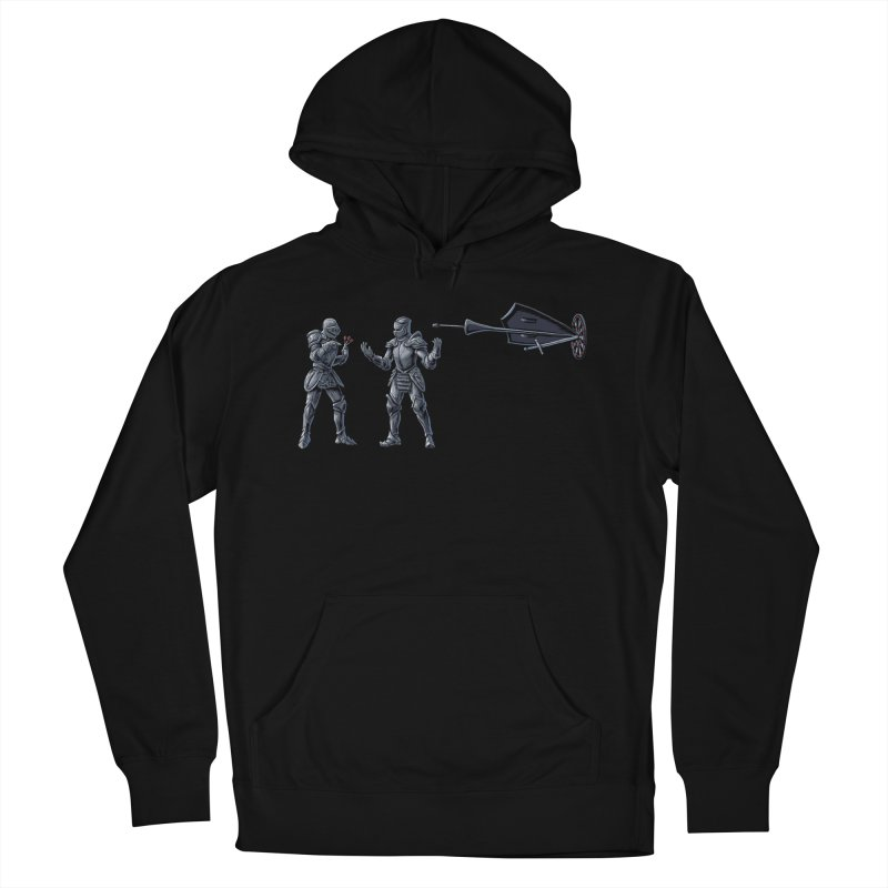 Foggy on the Details Men's French Terry Pullover Hoody by CrescentDebris's Artist Shop