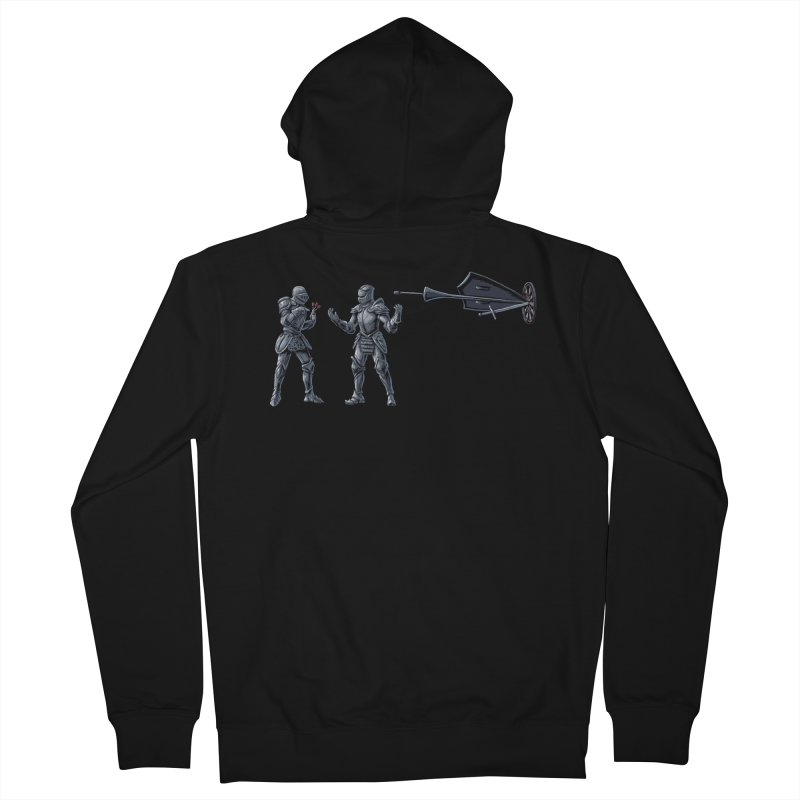 Foggy on the Details Men's Zip-Up Hoody by CrescentDebris's Artist Shop