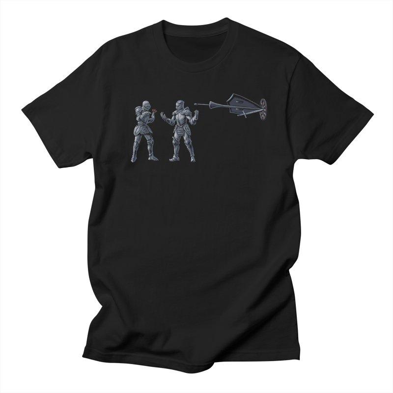 Foggy on the Details Men's T-shirt by CrescentDebris's Artist Shop