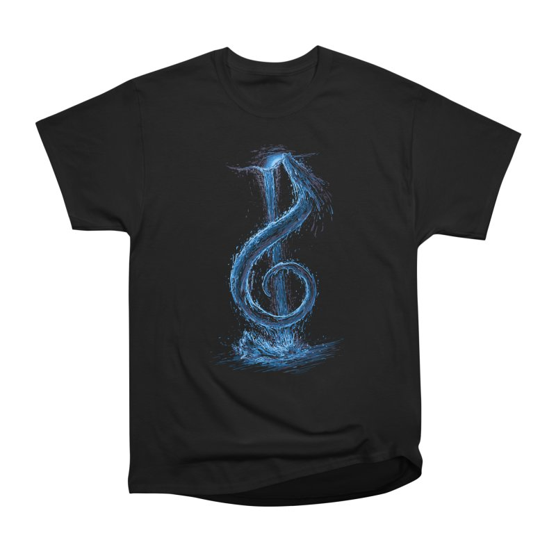 Trebled Waters Men's Classic T-Shirt by CrescentDebris's Artist Shop