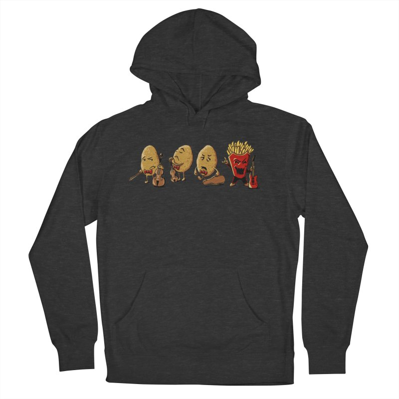 A Different Taste in Music Women's Pullover Hoody by CrescentDebris's Artist Shop